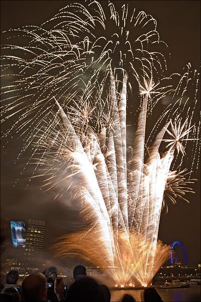 Fireworks go Boom!.