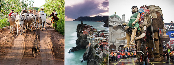 Travel photography by Brendon Doran