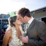 The Wedding of Sonya & Oliver, Waiheke Island, 2008