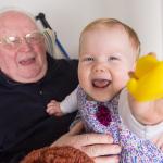 Grandad and Alayna