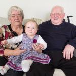 With Granny & Grandad