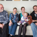 Bainbridge family photo