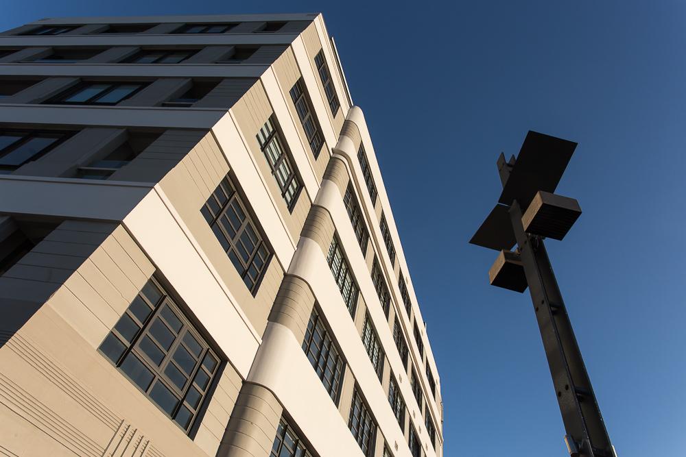 Solid architecture