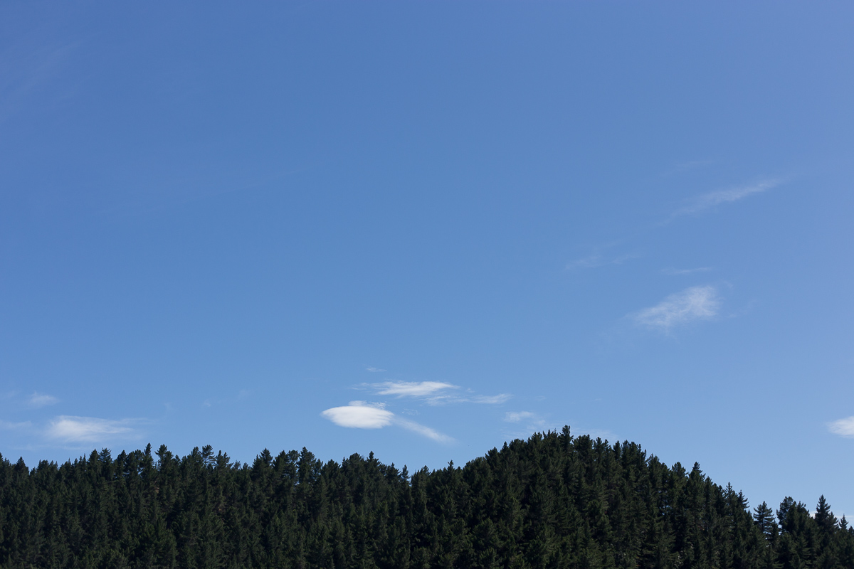 Marlborough Sounds skyline