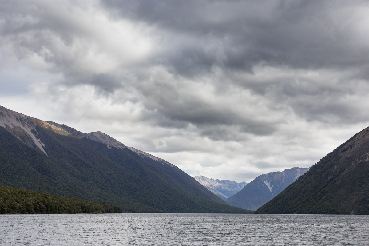 Lake Rotoiti views