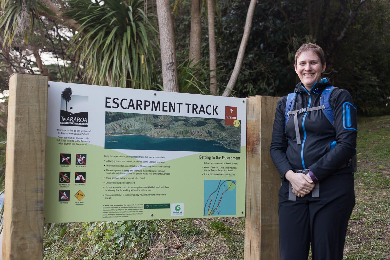 Escarpment Track