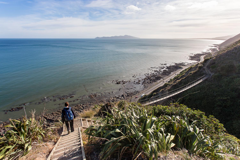 Te Araroa: Pukerua Bay to Paekakariki