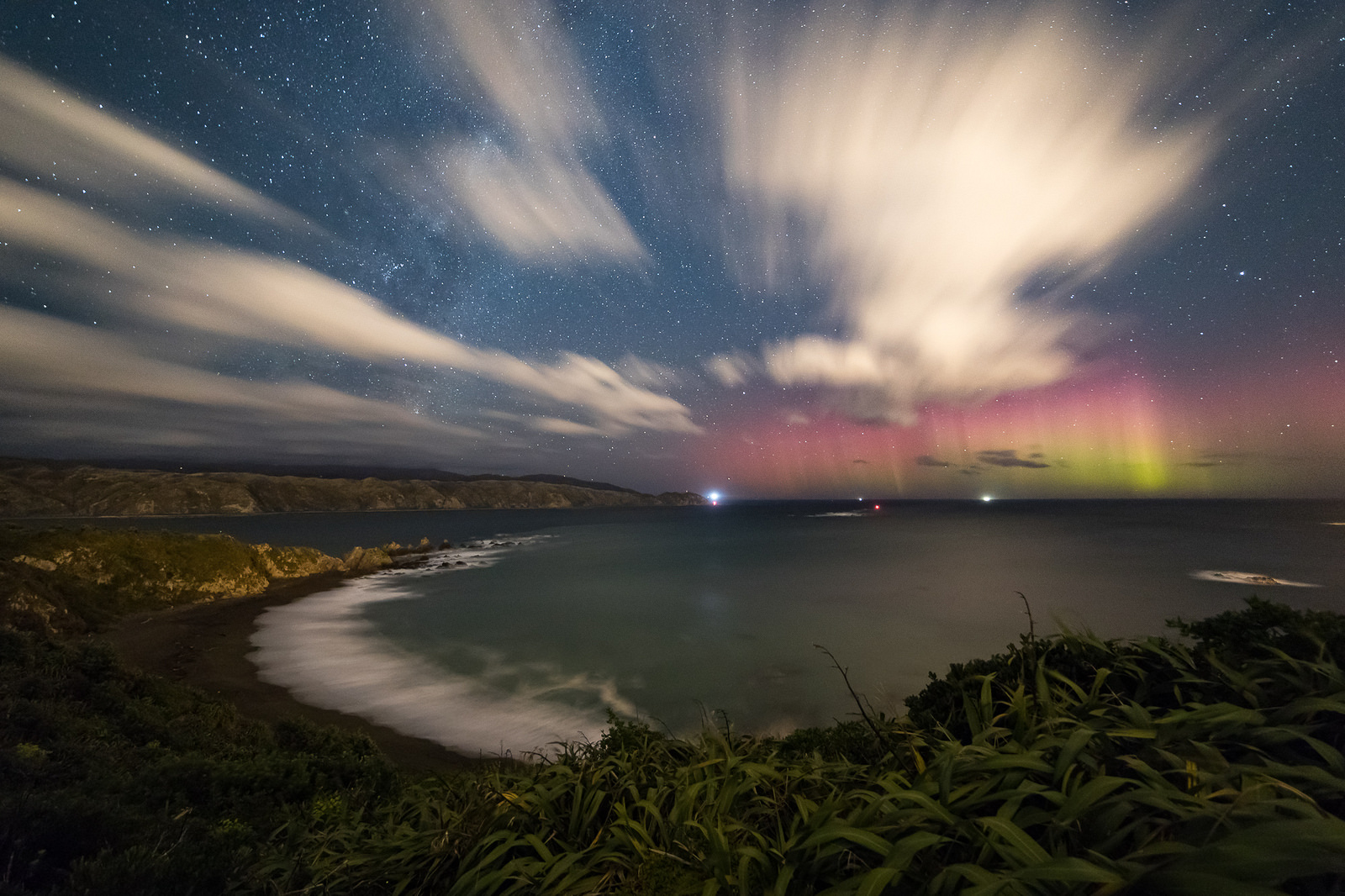 Breaker Bay Aurora Australis