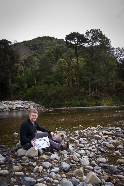 Great Weta Race - Hutt River