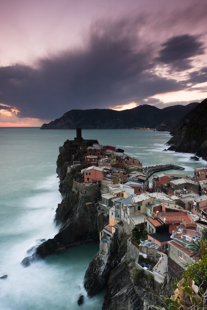 Catching up on the past: Cinque Terre