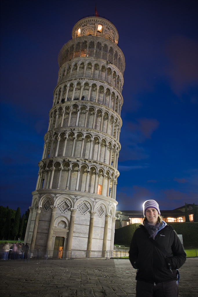 Catching up on the past: Pisa & Lucca