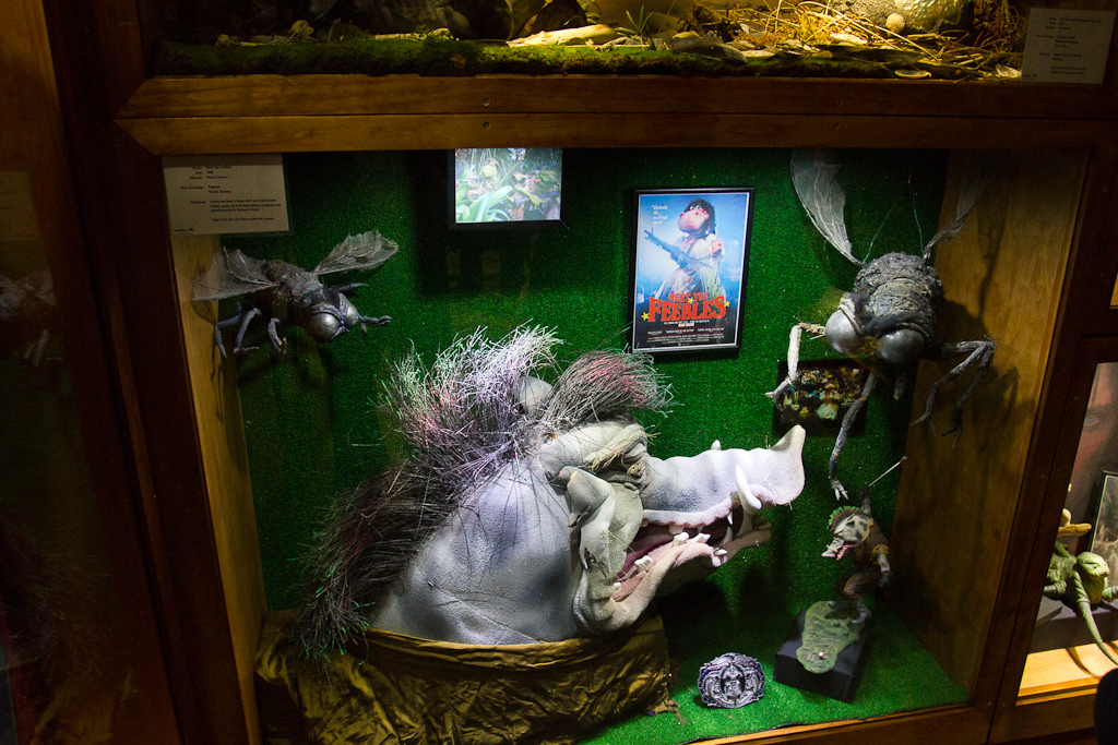 Mary Victoria & The Weta Cave