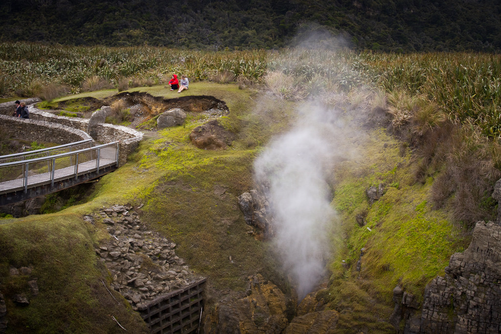 South Island: Westport to Hokitika