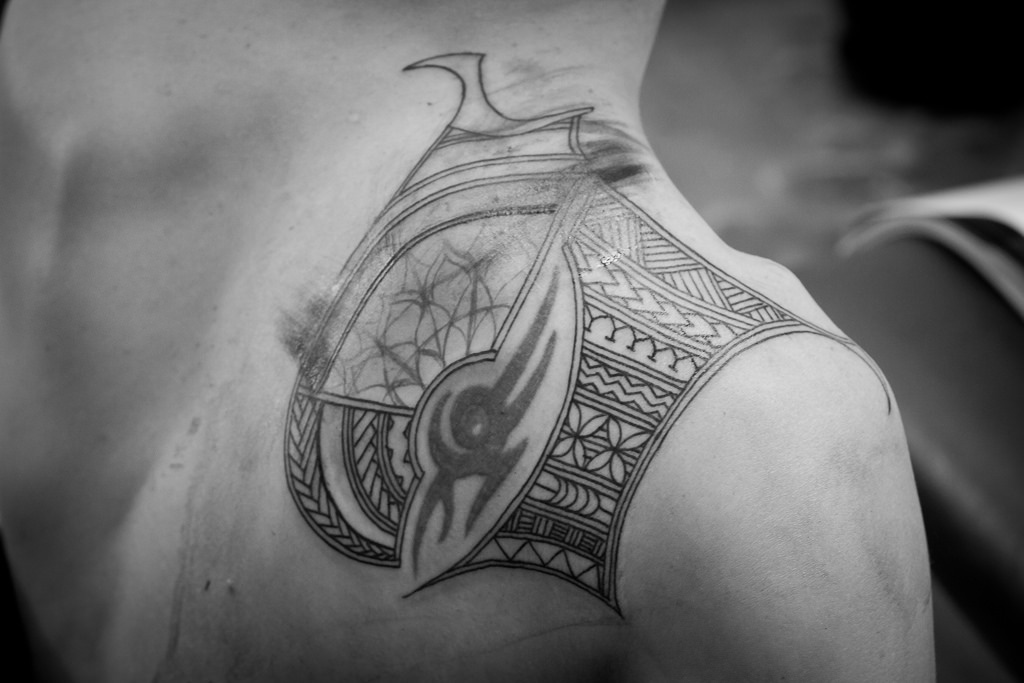 Paekakariki Tattoo