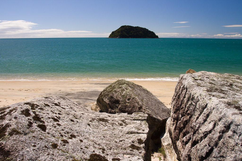 Tonga Island from the Tonga Quarry