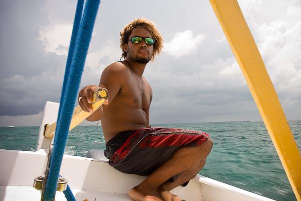 Captain Patrick.