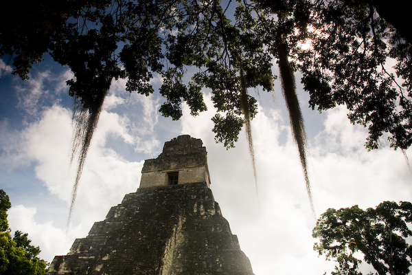 The Temple of the Great Jaguar.